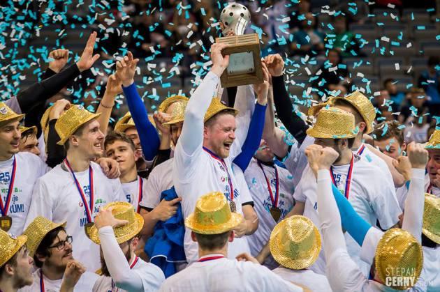 Chodov vyhrál superligu